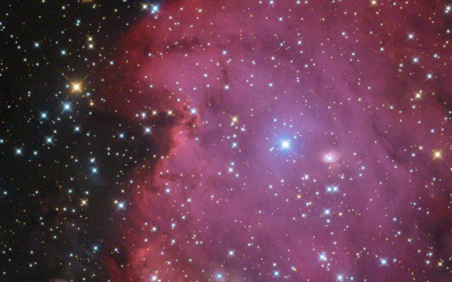 NGC2174_Monkeyhead 4 hrs total exposure. ODK10, QHY168c, Mesu 200